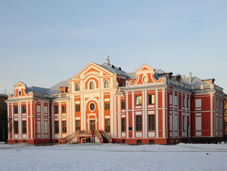 Санкт-Петербург. Палаты Кикина.