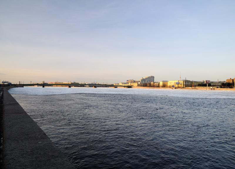 Санкт-Петербург. Литейный мост и пр.