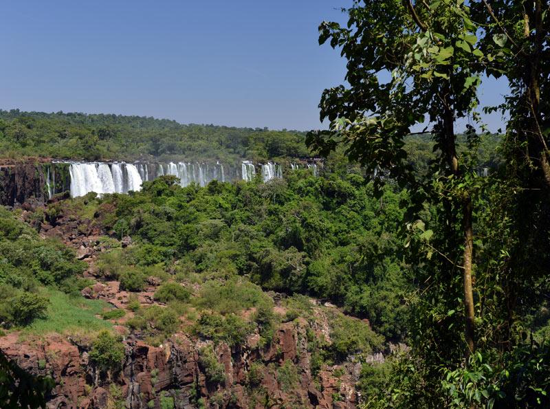 Водопады Игуасу. Бразилия. Brasil. Iguacu Waterfalls. 15