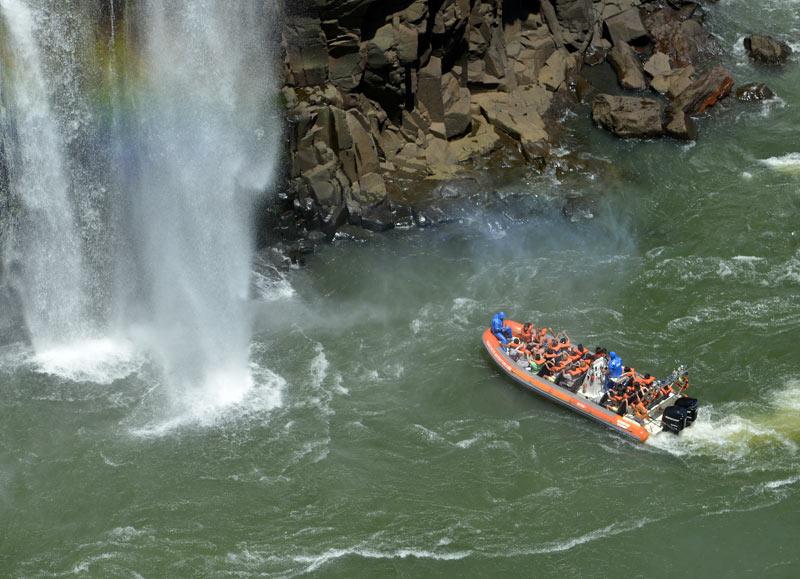 Водопады Игуасу. Бразилия. Brasil. Iguacu Waterfalls. 20