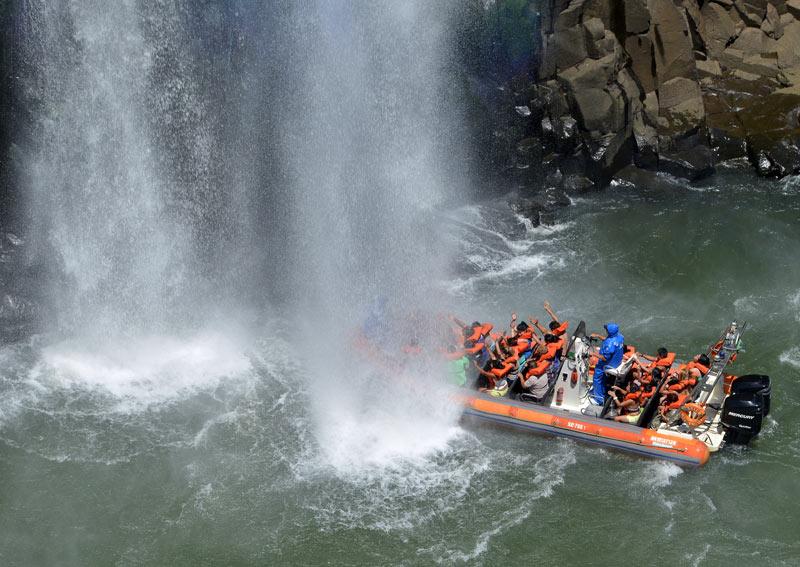 Водопады Игуасу. Бразилия. Brasil. Iguacu Falls. 23
