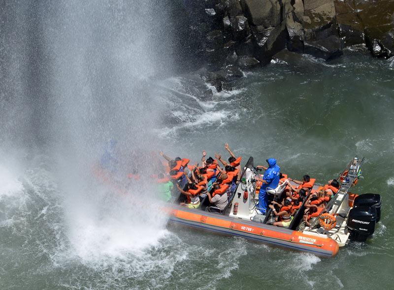 Водопады Игуасу. Бразилия. Brasil. Iguacu Falls. 28