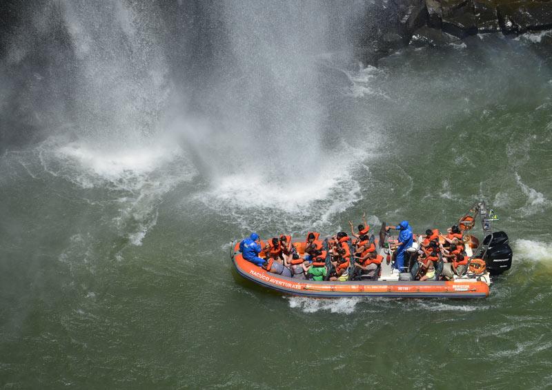 Бразилия. Водопады Игуасу. Brasil. Iguacu Waterfalls. 26