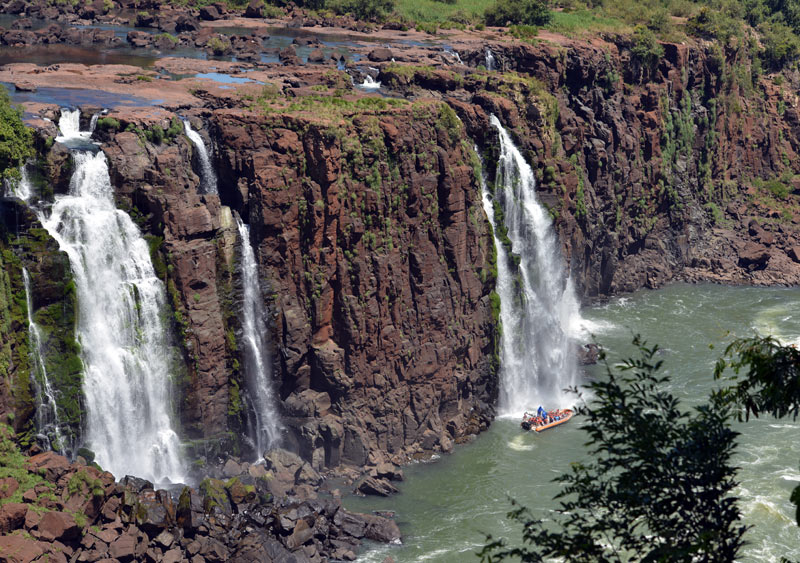 Бразилия. Водопады Игуасу. Brasil. Iguacu Waterfalls. 32