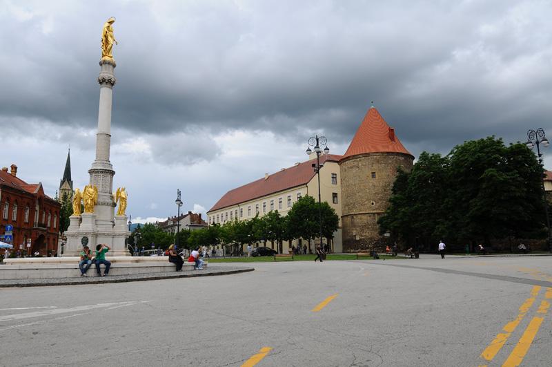 Загреб. Хорватия. Zagreb. Croatia.