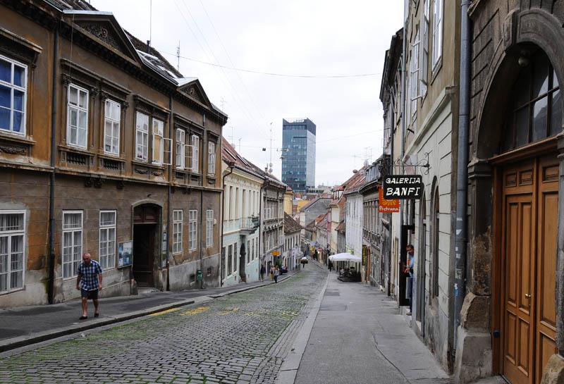 Загреб. Zagreb. 52.