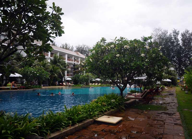 Пхукет. Пляж Най Тон. Отель НайТонБури. Nai Thon Beach. NaiThonBuri Resort. 5