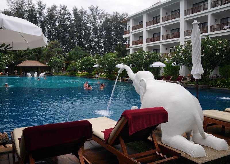 Пхукет. Пляж Най Тон. Отель НайТонБури. Nai Thon Beach. NaiThonBuri Resort. 6