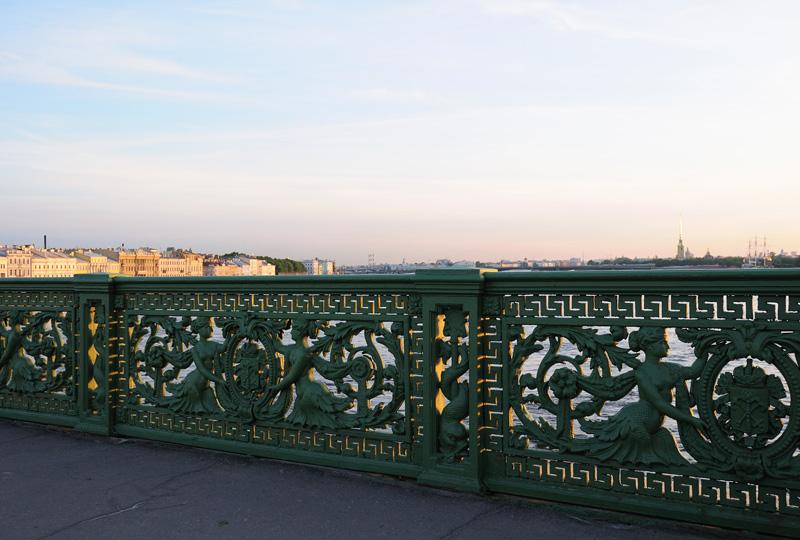 Санкт-Петербург. Белые ночи. Saint-Petersburg. White Nights. 6