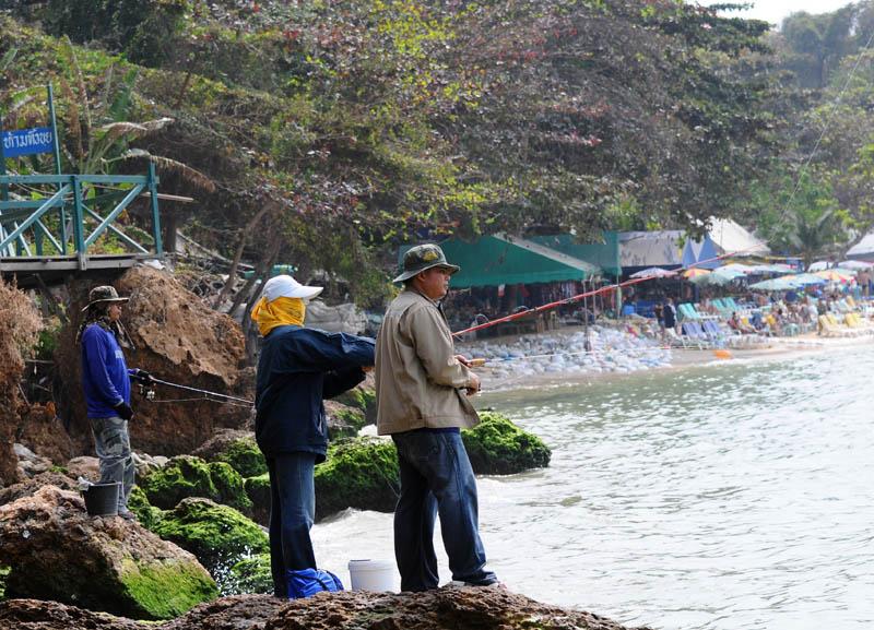 Рыбаки 3