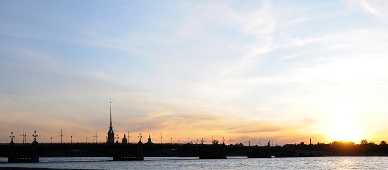 Санкт-Петербург. Белые ночи. Saint-Petersburg. White Nights. 10