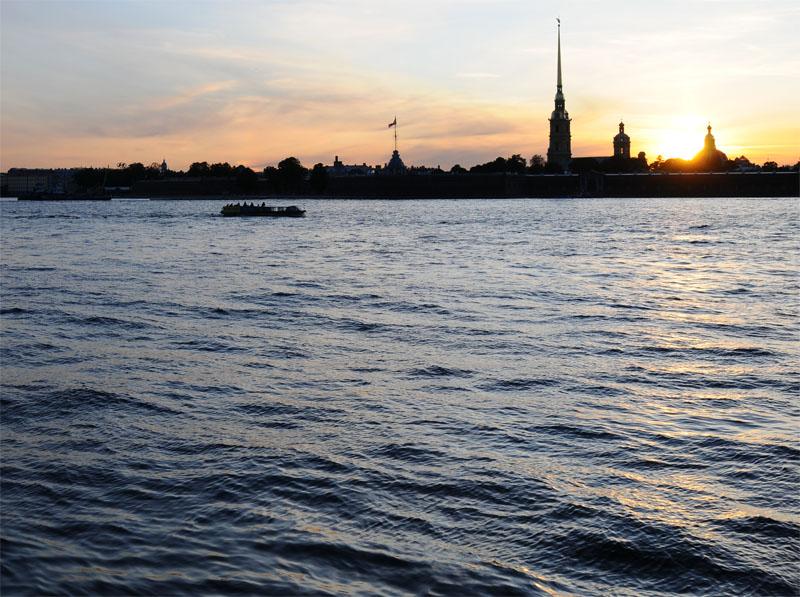 Санкт-Петербург. Белые ночи. Saint-Petersburg. White Nights. 14
