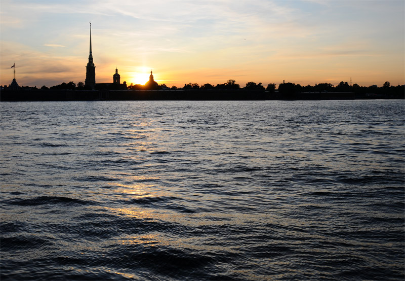 Санкт-Петербург. Белые ночи. Saint-Petersburg. White Nights. 15