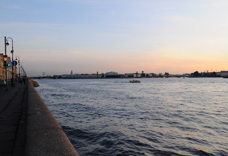 Санкт-Петербург. Белые ночи. Saint-Petersburg. White Nights. 17