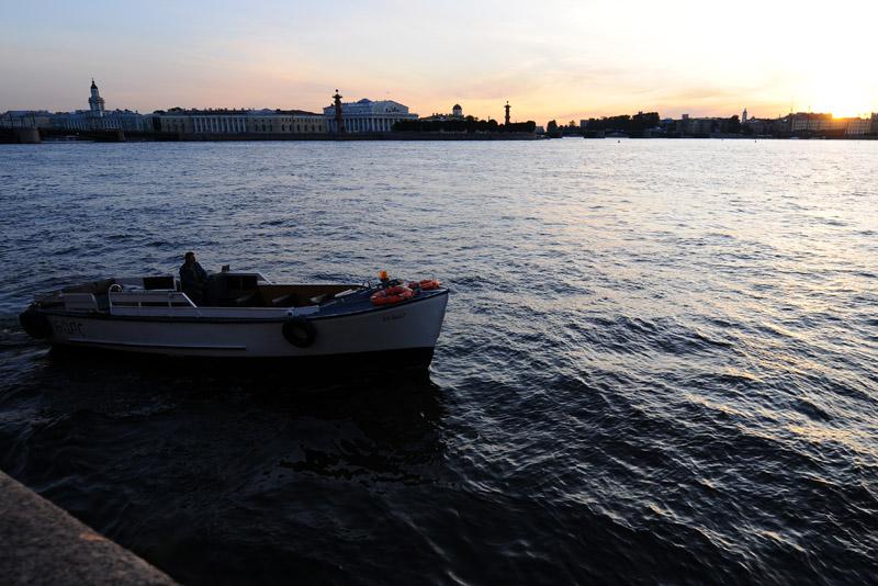 Санкт-Петербург. Белые ночи. Saint-Petersburg. White Nights. 20
