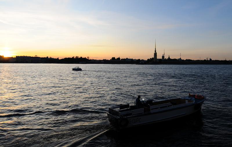 Санкт-Петербург. Белые ночи. Saint-Petersburg. White Nights. 22