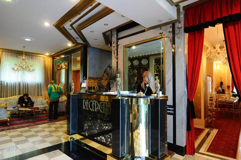 Хорватия. Загреб. Отель Ilica 3*. Croatia. Zagreb. Hotel Ilica 3*. 16