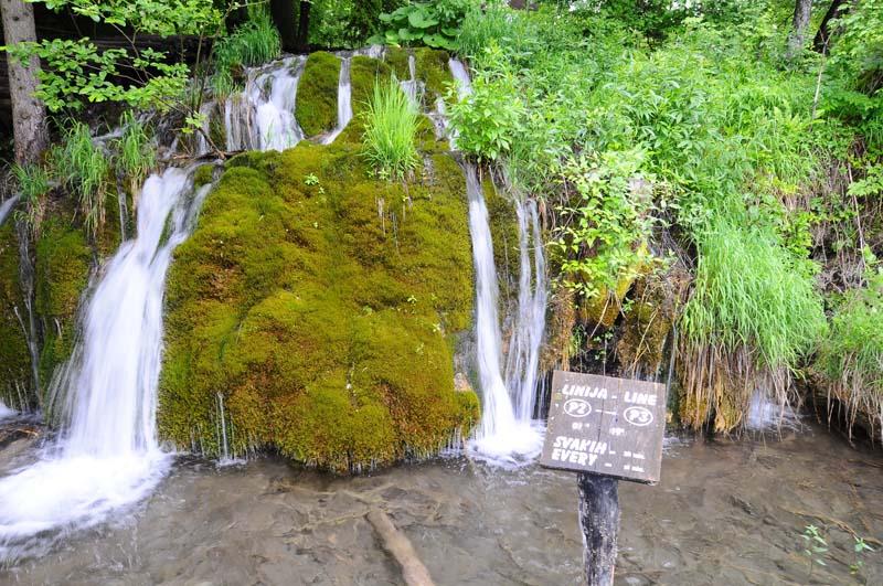Хорватия Плитвицкие озера. Croatia. Plitvice. 11.