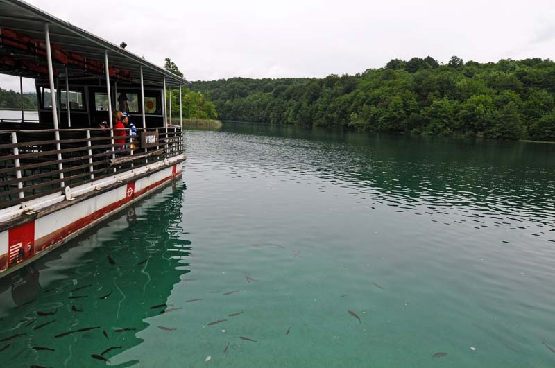 Хорватия. Плитвицкие озера. Croatia. Plitvice. 22.