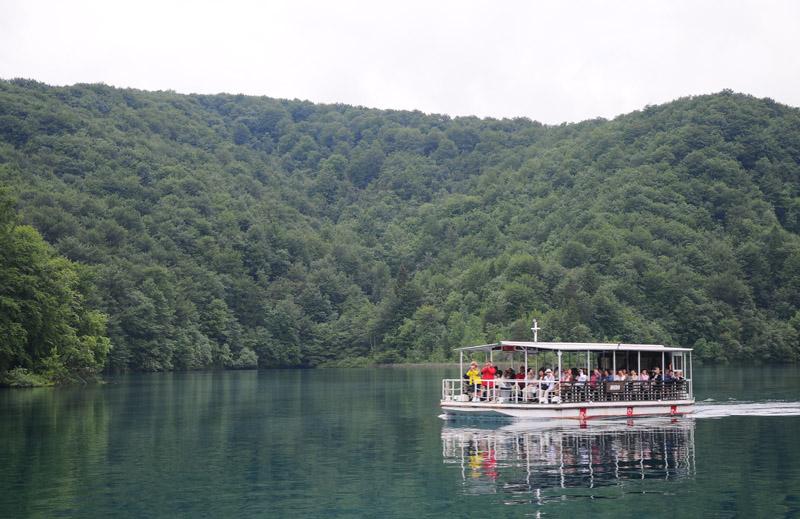 Хорватия. Плитвицкие озера. Croatia. Plitvice. 26.