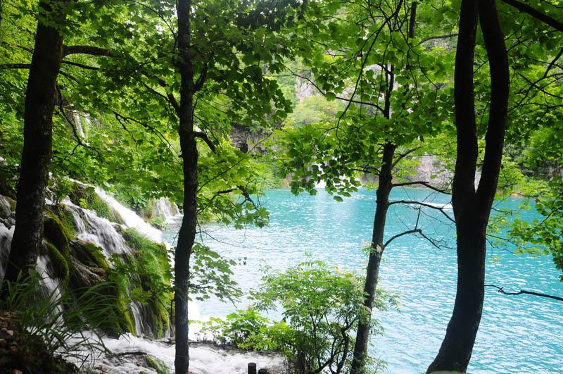 Фото Хорватия Плитвицкие озера. Croatia. Plitvice. 35