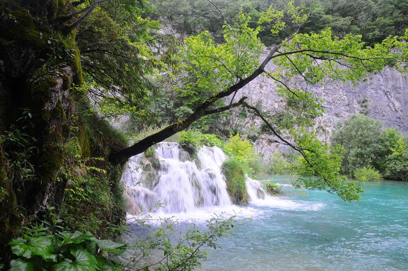 Хорватия Плитвицкие озера. Croatia. Plitvice. 44