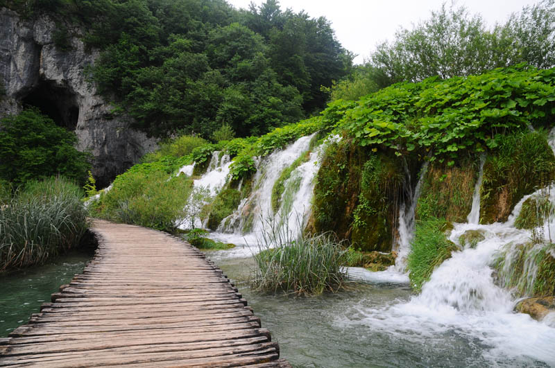 Плитвицкие озёра. Хорватия. Plitvice Lakes. 49