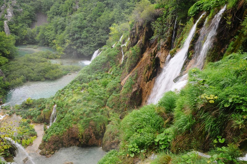 Хорватия. Плитвицкие озёра. Croatia. Plitvice Lakes. 52