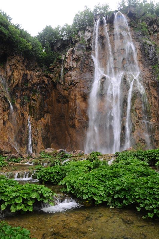 Хорватия. Плитвицкие озёра. Croatia. Plitvice Lakes. 54
