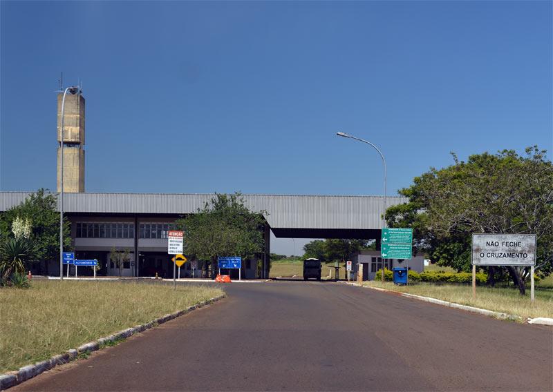 Игуасу. Граница Бразилии с Аргентиной. 6