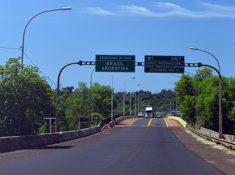 Бразилия - Аргентина. Игуасу. 7