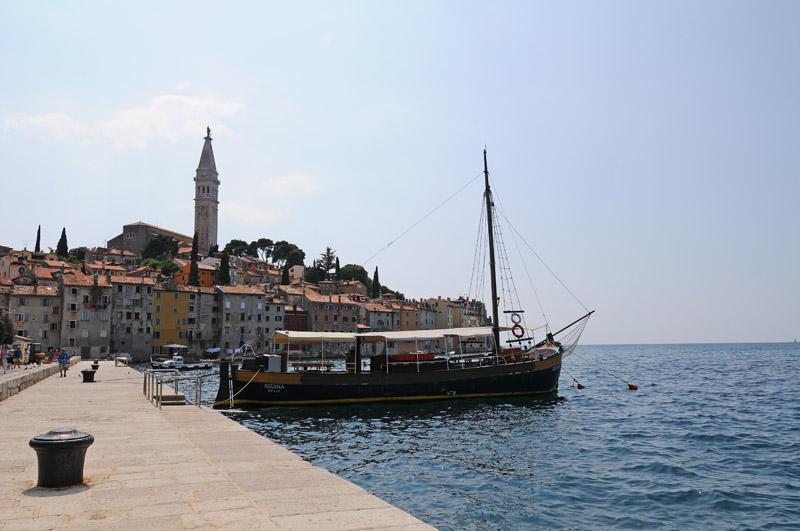 Ровинь. Хорватия. Rovinj. Croatia.