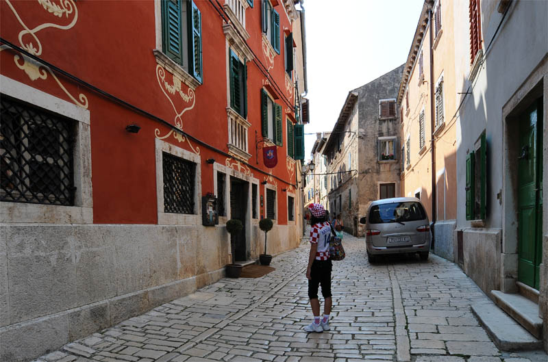 Ровинь старый город. Хорватия. Rovinj. Croatia.