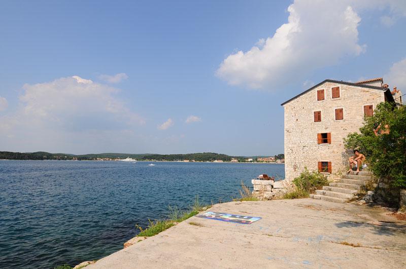 Фото 22. Ровинь. Rovinj. Croatia.