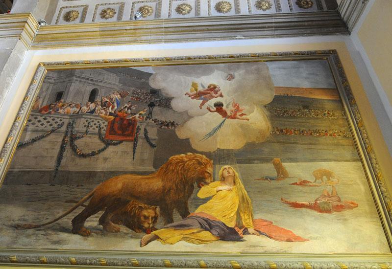 Фото 32. Ровинь. Церковь Св. Эуфемии. Rovinj.