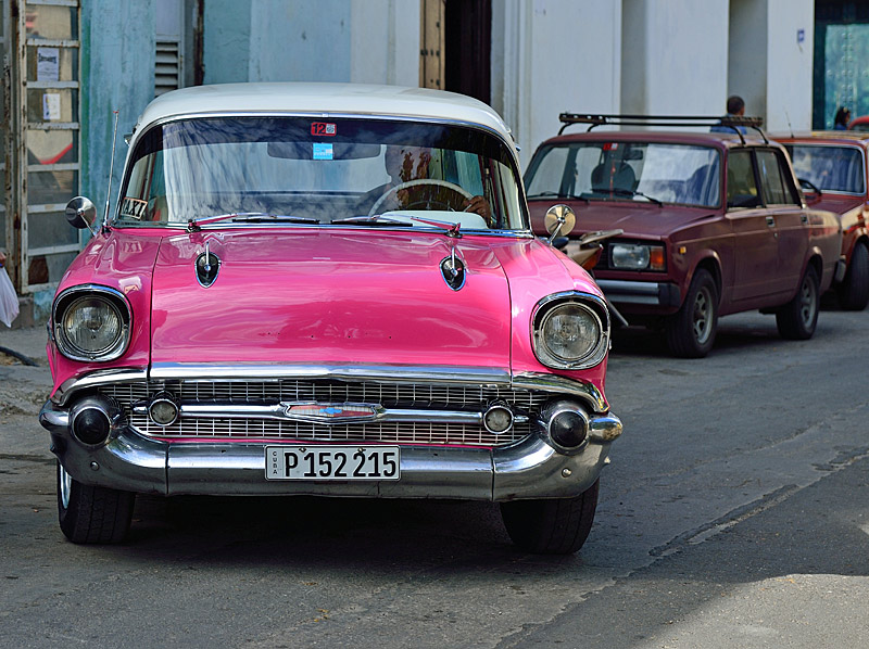 Куба. Ретро автомобили. Cuba. Retro Cars. 126