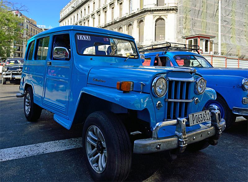 Куба. Ретро автомобили. Cuba. Retro Cars. 125