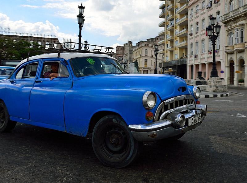 Куба. Ретро автомобили. Cuba. Retro Cars. 131