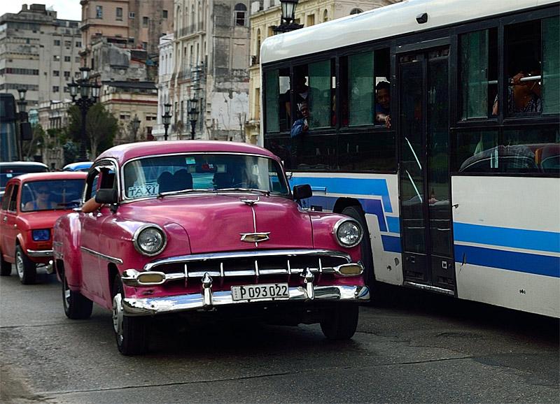 Куба. Ретро автомобили. Cuba. Retro Cars. 133
