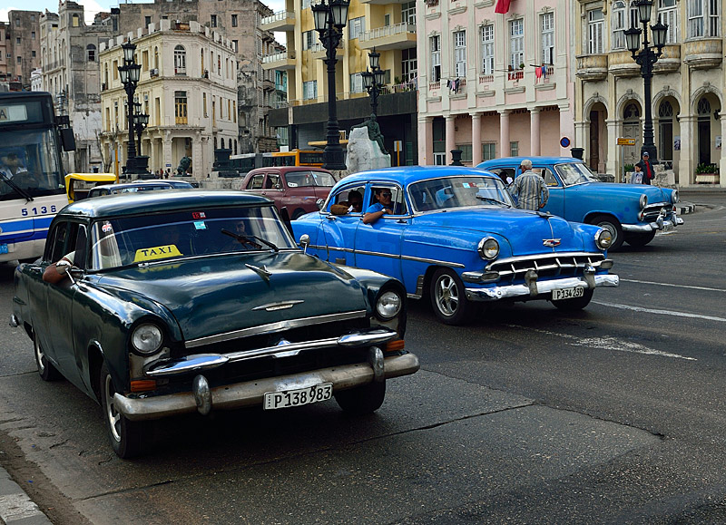 Куба. Ретро автомобили. Cuba. Retro Cars. 135