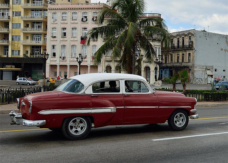 Куба. Ретро автомобили. Cuba. Retro Cars. 19