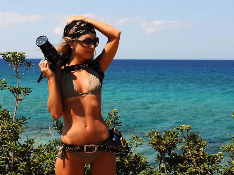 Съёмка на пляже. Экипировка фотографа. Практический совет. 11