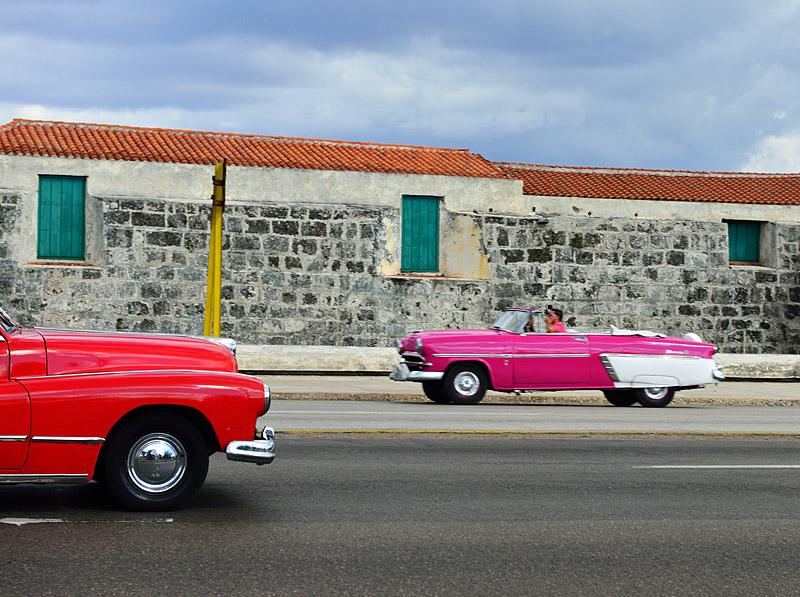 Куба. Ретро автомобили. Cuba. Retro Cars. 24