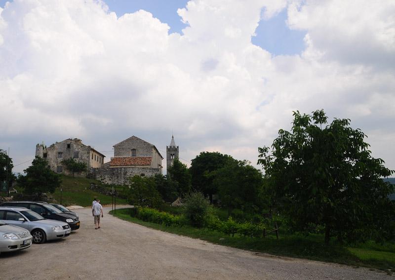 Фото 5. Хум. Хорватия. Hum. Croatia.