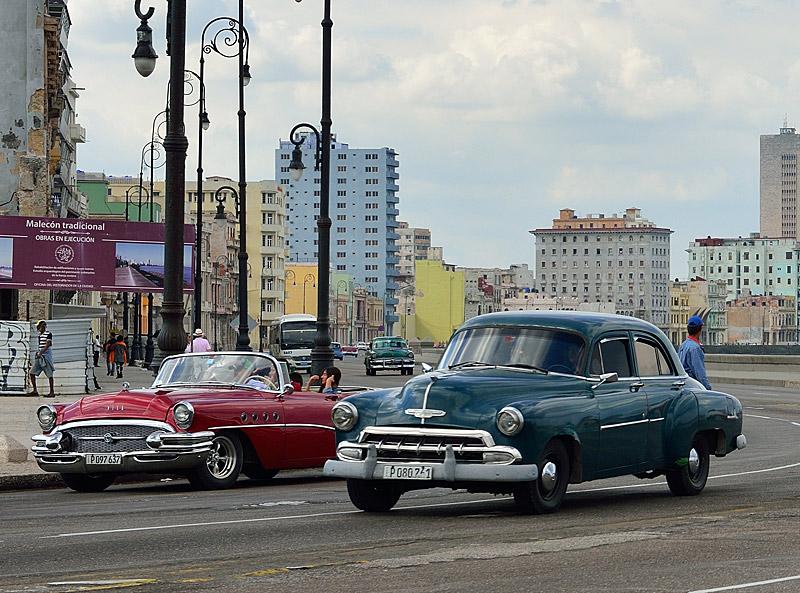 Куба. Ретро автомобили. Cuba. Retro Cars. 140