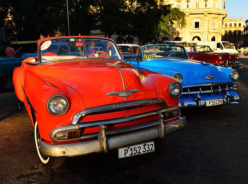Куба. Ретро автомобили. Cuba. Retro Cars. 55