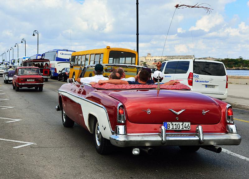 Куба. Ретро автомобили. Cuba. Retro Cars. 37