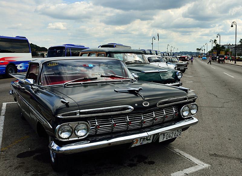 Куба. Ретро автомобили. Cuba. Retro Cars. 41