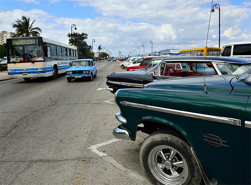 Куба. Ретро автомобили. Cuba. Retro Cars. 39