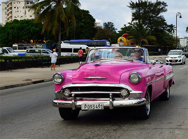 Куба. Ретро автомобили. Cuba. Retro Cars. 35